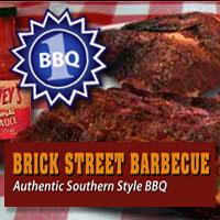 Brick Street Barbecue Adel Iowa
