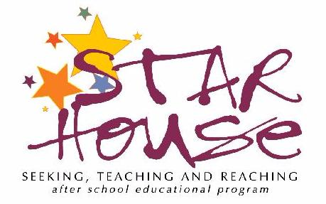 STAR House logo clear