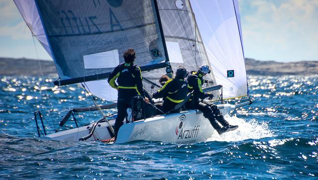 Melges 24 European Sailing Series 2017 Marstrand, SWE 17062017