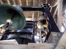 New bells added to tower