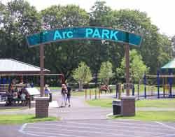 Arc PARK Entrance