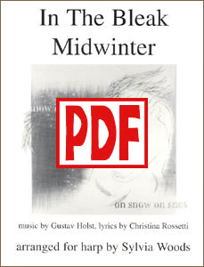 In the Bleak Midwinter PDF