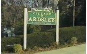 Ardsley Village Sign