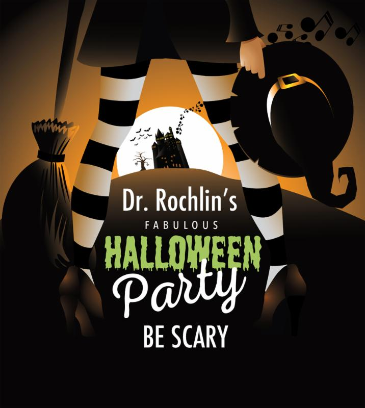 Dr. Rochlin's Halloween Party