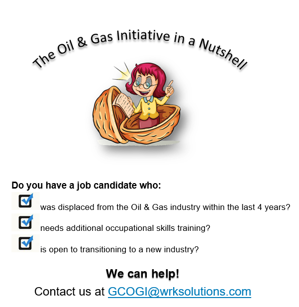The Oil & Gas Initiative in a Nutshell