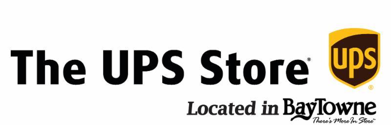 UPS Baytowne Logo