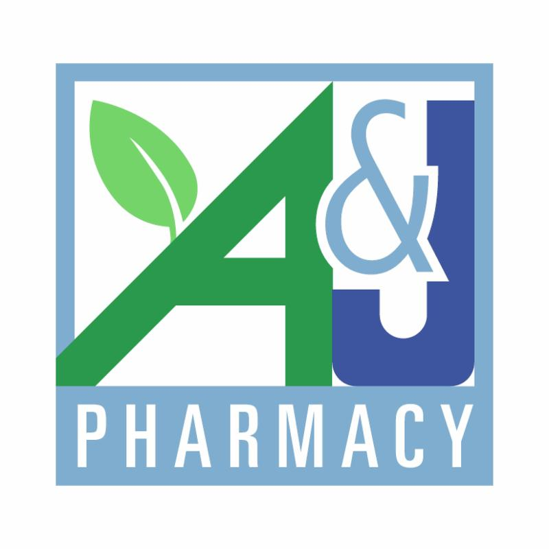 A_J Pharmacy Logo