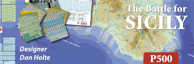 Battle for Sicily P500 1