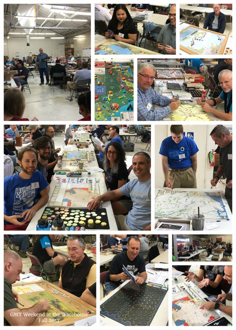 April 24 Update from GMT Games: New P500, Reprints, Production, More!!