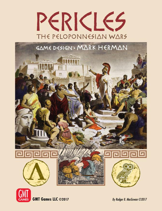 Pericles Cover