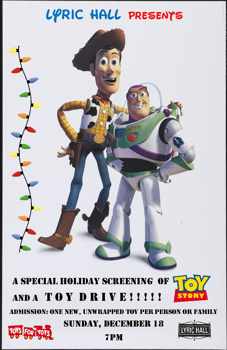 Toy Story Holidays : This week in westville holiday artisan marketplace toy