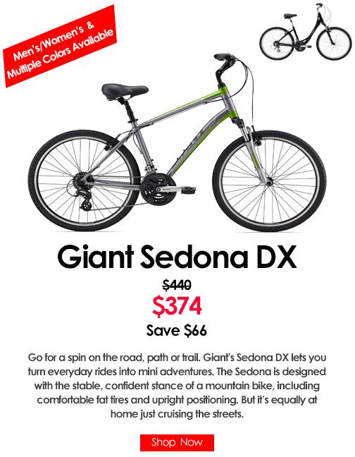Giant sedona dx