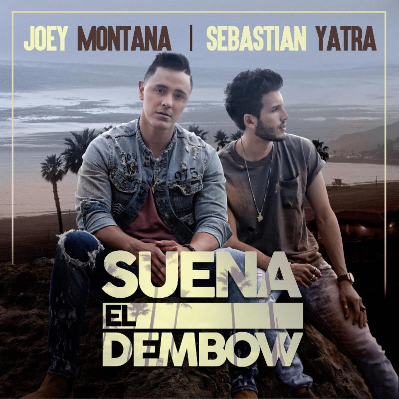 """Joey Montana y Sebastián Yatra  se unen con  """"Suena el Dembow"""