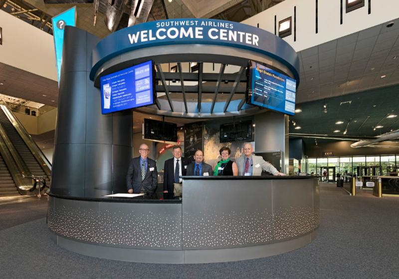 Southwest Airlines Welcome Center