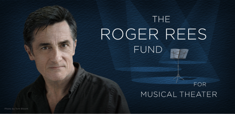 MasterVoices Announces Establishment of The Roger Rees Fund for Musical Theater