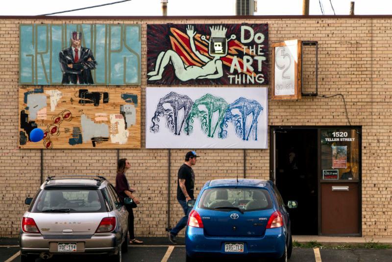 C2 Gallery, C-Squared Studios