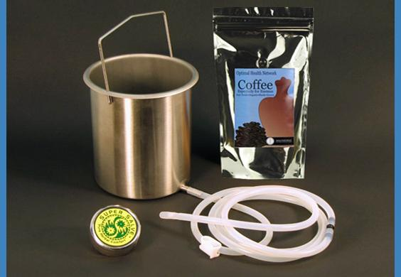 4-quart enema buckets and enema bucket kits