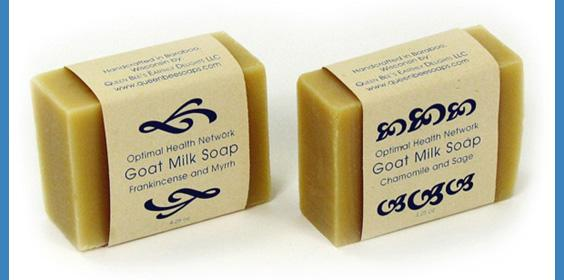 goat milk enema soap