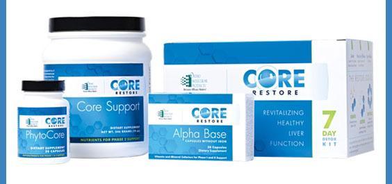 Ortho Core Restore Kit