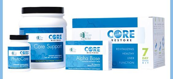 Constipation Relief _ Ortho Core Restore Kit