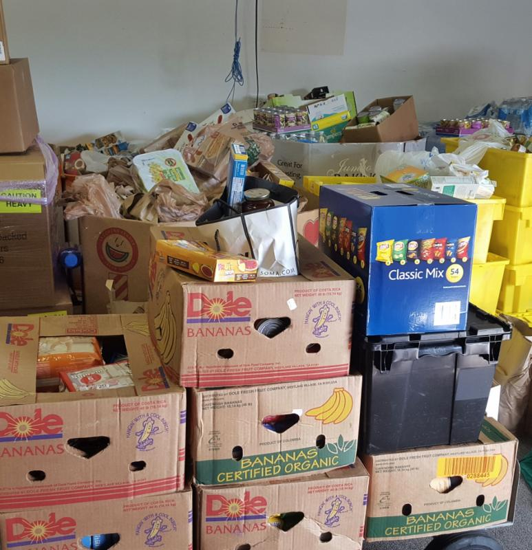 Donations Following EC Flood