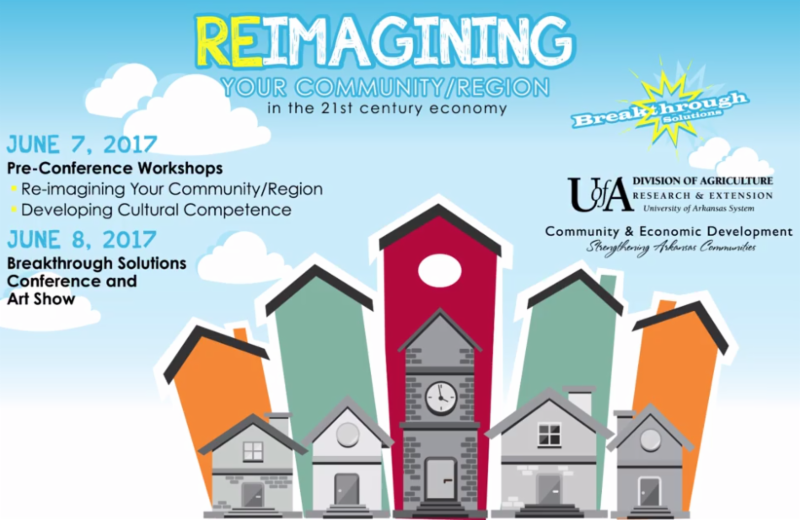 Reimagining your community or region in the 21st century. june 7 and 8.