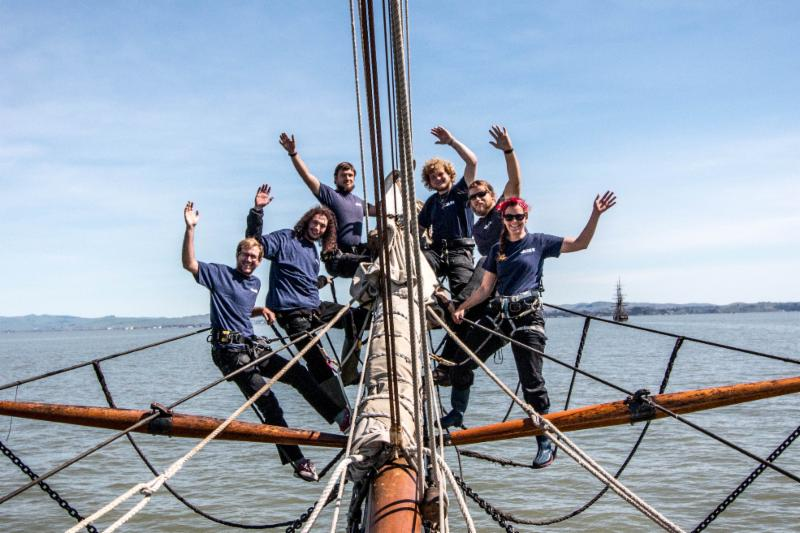 Grays Harbor's Historical Tall Ships Return to Olympia this August