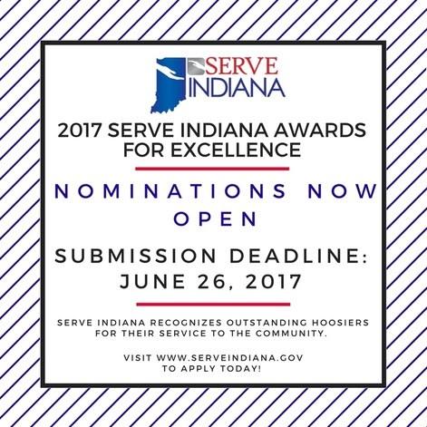 2017 Serve Nominations