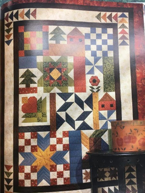 Thimbleberries Club Spring 2017 a Time to Celebrate : thimbleberries quilt club - Adamdwight.com