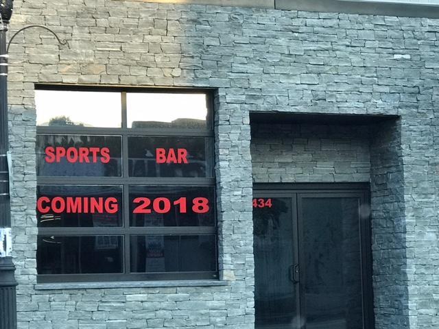 Berkshire - Bar
