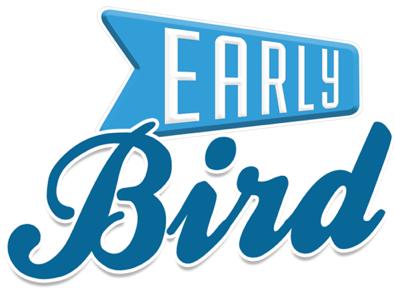 Early Bird Tix Crop