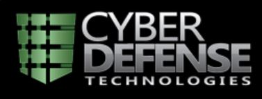 Cyber Defense Black