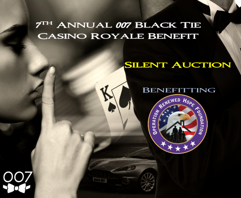 2017 Silent Auction Banner