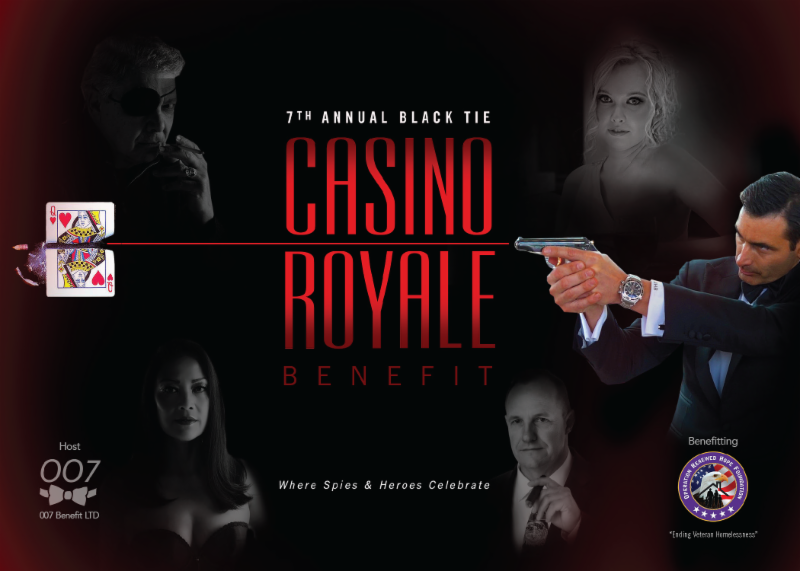 Casino Royale Benefit