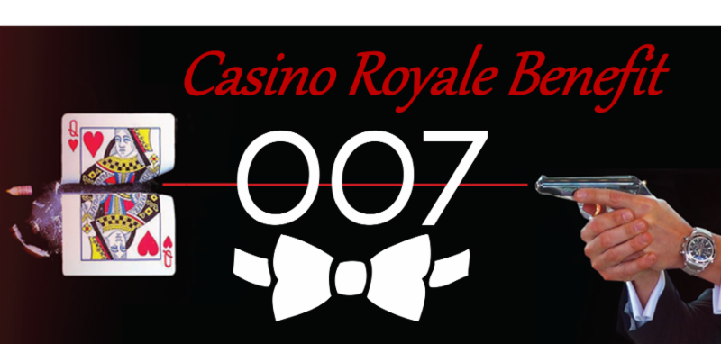 Casino Royale Benefit Button