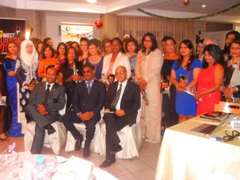 GOPIO-Triolet North Mauritius Chapter Kriti Lataram among 100 Most Influencial Women in Mauritius