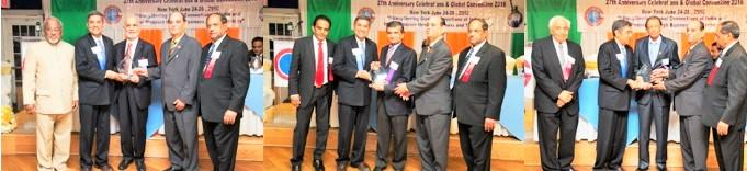 GOPIO International Awardees - Entrepreneurs and Businessmen with Social Responsibility