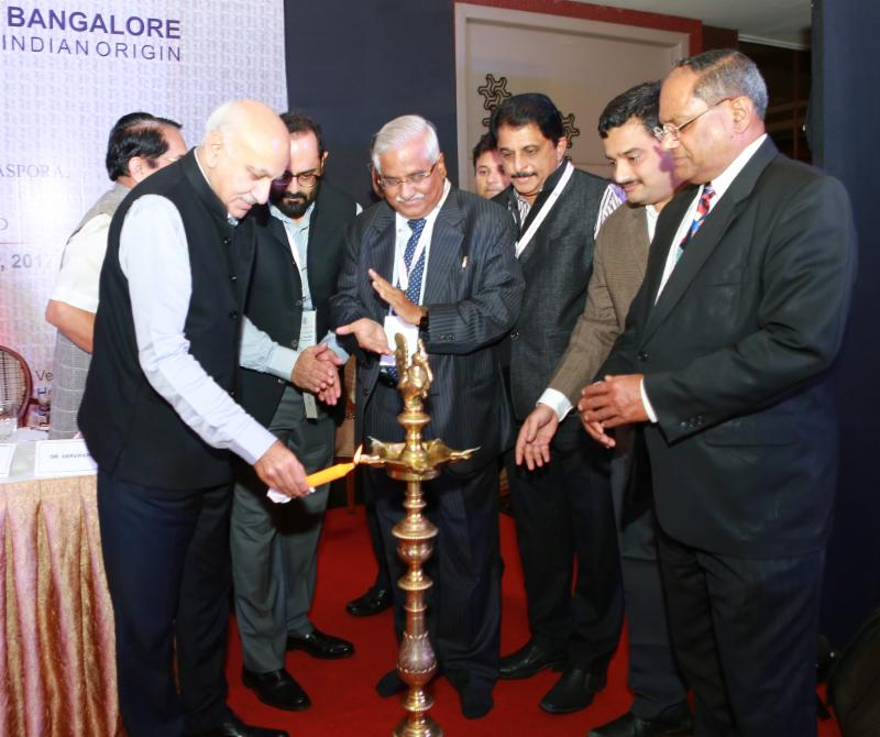 GOPIO Convention being inaugurated