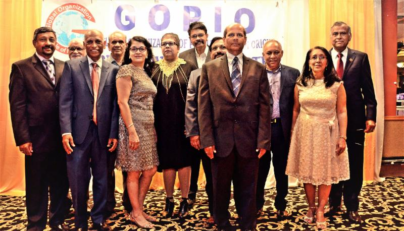 GOPIO-Upper New York Annual Infian Arrival Day Dinner.April 29, 2017
