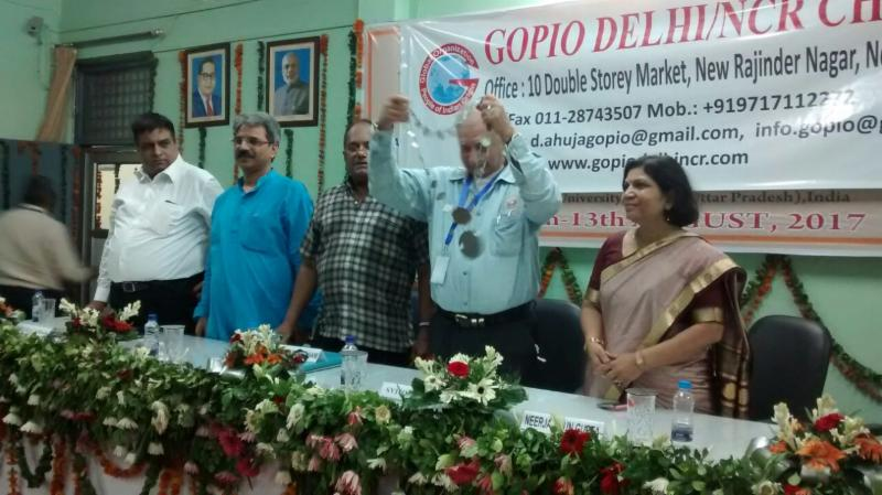 gopio-meerut launch