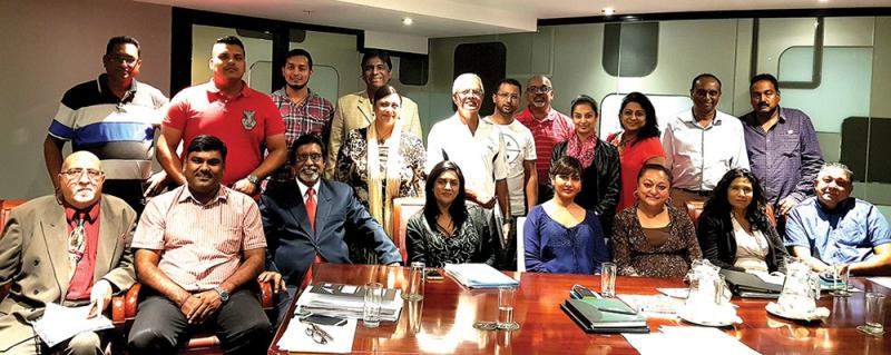 GOPIO Durban Convention Team