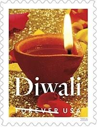 Diwali Stamp Issued by US Postal Service