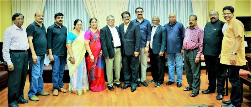 GOPIO-Abu Dhabi Chapter Launch