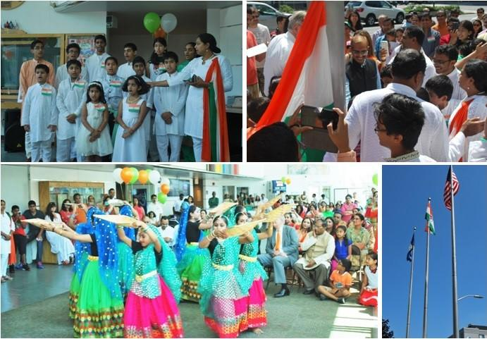 India Independence Day Celebrations in Stamford