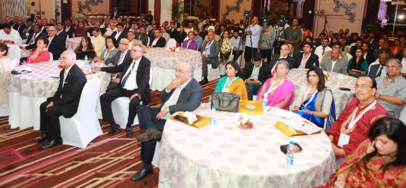 GOPIO Bangalore Convention Banquet Audience