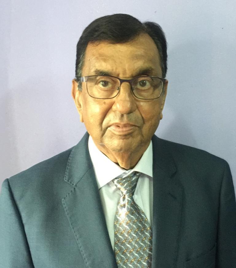 Vinod S. Patel