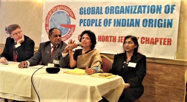 GOPIO-North Jersey Seminar Panelists