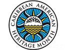 Caribbean Month logo