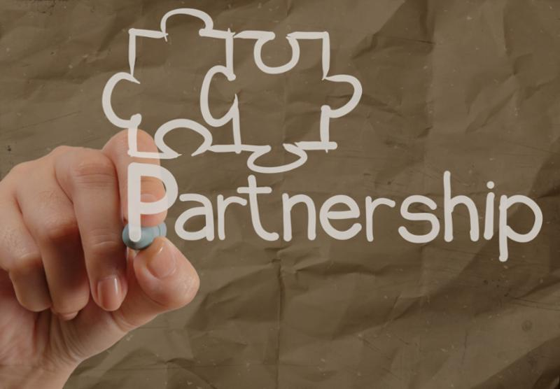 Partnership puzzle.
