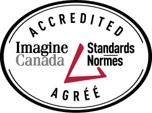 Imagine Canada Standards Program trustmark